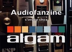 Reportage chez le distributeur de matériel audio Algam