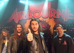 Interview de Joel O'Keefe et David Roads (Airbourne)
