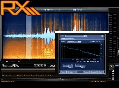 Test du iZotope RX 2 Advanced