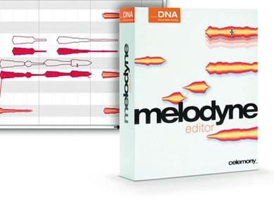 Test du Melodyne Editor de Celemony