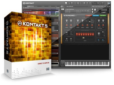 Test du Native Instruments Kontakt 5