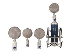 Test du kit de micros Blue Microphones Bottle Rocket Mic Locker