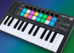 Test du clavier maître Novation Launchkey Mini MK3