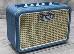 Test de l'ampli de voyage pour guitare Laney Mini ST Lion