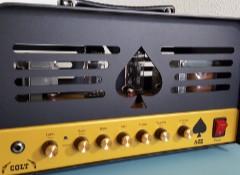 Test de la tête d'ampli Ace Amplification Colt