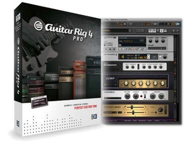 Test de Guitar Rig 4 Pro de Native Instruments