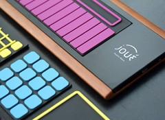 Test du contrôleur modulaire Playful Music Joué