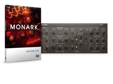 Test de Native Instruments Monark