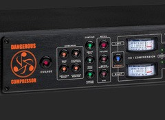 Test du Dangerous Music Compressor