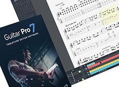 Test de Guitar Pro 7 d'Arobas Music