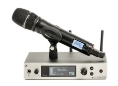 Test du micro HF Sennheiser EW 500 G4-KK205
