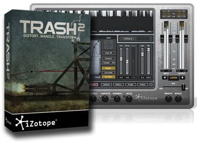 Test de iZotope Trash 2