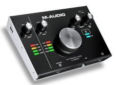 Test de l'interface audio M-Audio M-Track 2X2