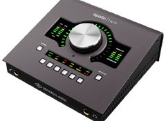Test de l'interface audio Universal Audio Apollo Twin MKII