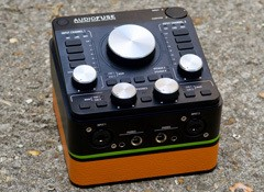Test de l'interface audionumérique USB Arturia AudioFuse