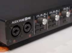 Test de l'interface audio Arturia AudioFuse 8PRE