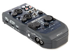 Test de l'interface audio Zoom U-44