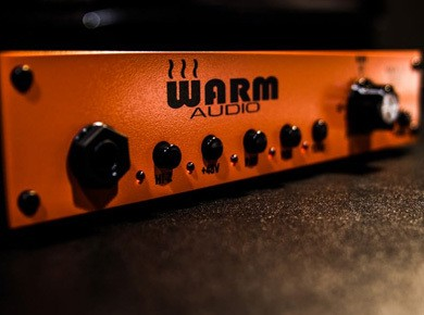 Test du préampli Warm Audio WA12