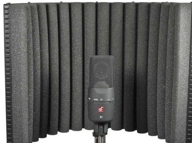 Test du bundle sEX1 & Project Studio Reflexion Filter de sE Electronics