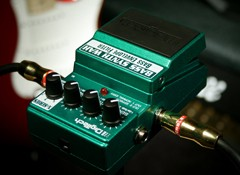 Test de la Digitech Bass Synth Wah
