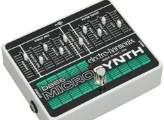 Test de l'Electro-Harmonix Bass Micro Synthesizer