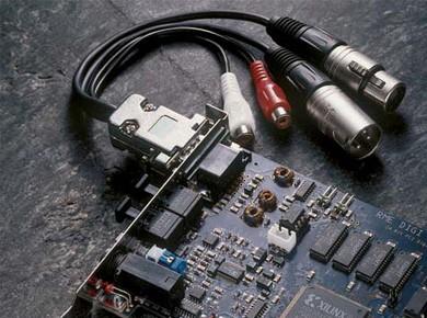 Test RME Audio DIGI96/8 PAD