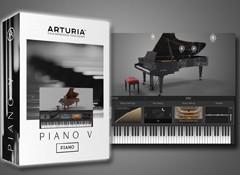 Test des pianos virtuels Arturia Piano V