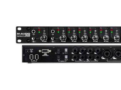 Test de la ProFire 2626 de M-Audio