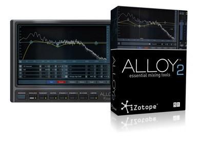 Test de l'iZotope Alloy 2