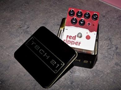 Test de la Red Ripper de Tech 21