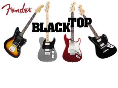 Test des Fender Blacktop Series