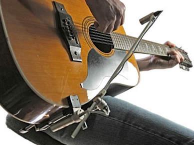 Enregistrer sa guitare acoustique ou électrique