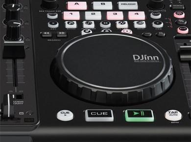 Test de l'Audiophony DJinn