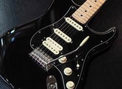 Test de la Fender American Performer Stratocaster HSS