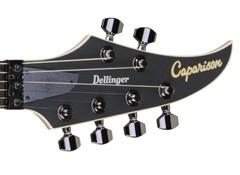 Test de la guitare Caparison Dellinger II-M3