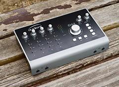 Test de l'interface audio Audient iD44