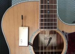 Test du micro pour guitare acoustique iSolo