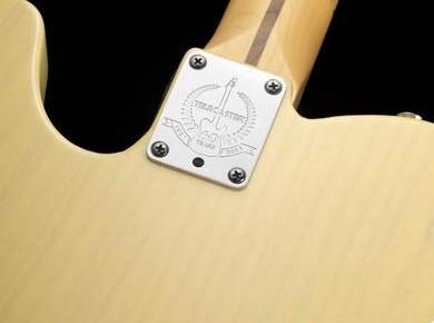 Test de la Fender Telecaster série limitée 60th Anniversary Edition