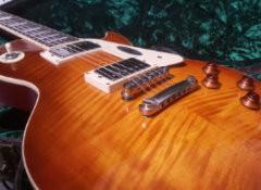 Test de la guitare Maybach Lester 59 Aged