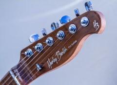 Test de la guitare électrique Harley Benton Fusion-T HH Roasted FNT
