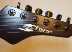 Test de la guitare Siger R-Butt