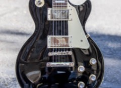 Test de l'Epiphone Inspired by Gibson Les Paul Standard 60's