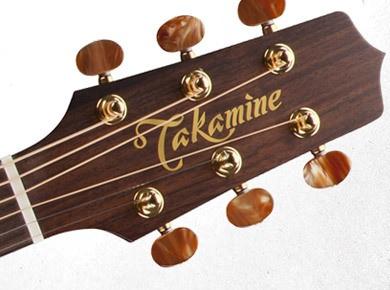 Test de la Takamine P3MC
