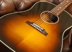 Test de la Gibson Slash J-45