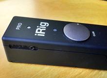 Test de l'iRig Pro d'IK Multimedia