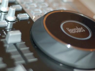 Test de la Hercules DJ Console 4-Mx