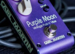 Test de la Carl Martin Purple Moon