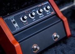Test de la pédale Jet Phaser de Warm Audio