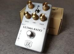 Test de la pédale Ministry of Tones Ultima Ratio
