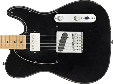 Test de la Fender Road Worn Player Telecaster